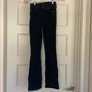 Citizens of Humanity med rise slim bootcut jeans